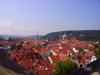 excursion to Prague with a bus or a minibus
